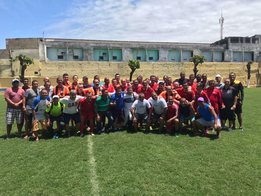 Assomal promoveu 1º Encontro dos Parceiros das Antigas do Futebol em comemoração aos 200 anos de Alagoas
