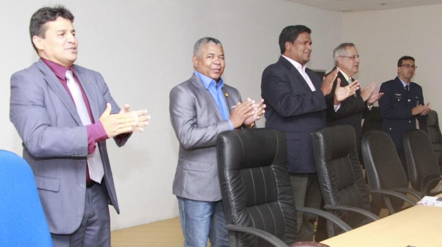 A Associação dos Oficiais Militares de Alagoas- Assomal, realizou o 1º Curso de  Analise de Inteligência Avançada- CAINT