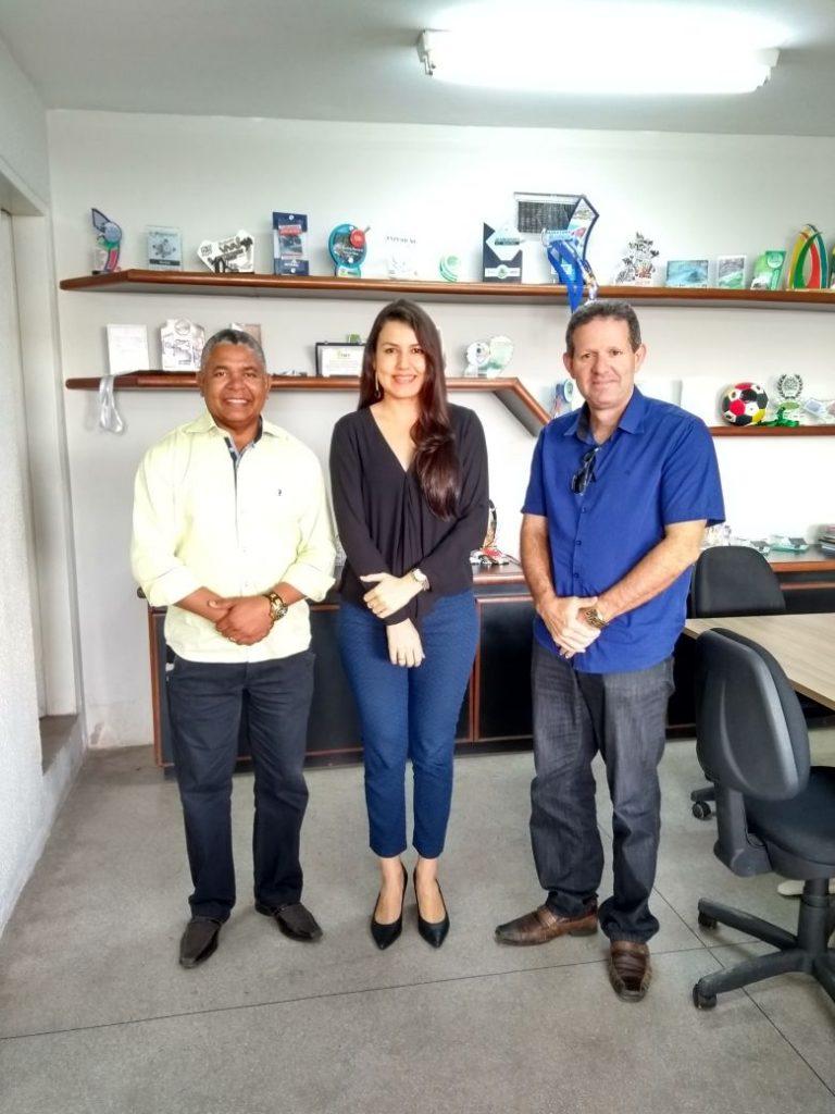 Assomal e Secretaria do Esporte Lazer e Juventude do Estado buscam parcerias para desenvolver projetos de inclusão social na associação