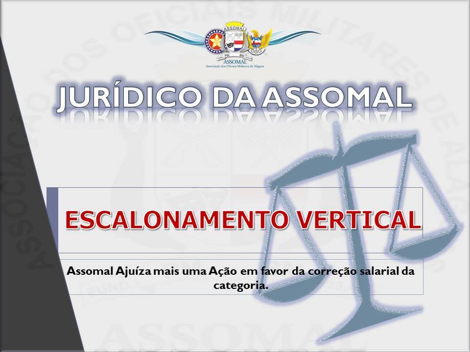 Assomal Ajuíza mais uma Ação em favor da correção salarial da categoria.