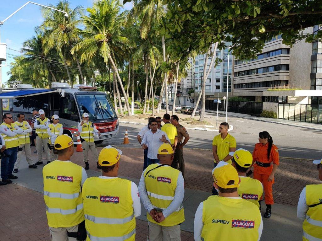 Ações dos Militares Alagoanos Continuam até Próxima Negociação com o Governo