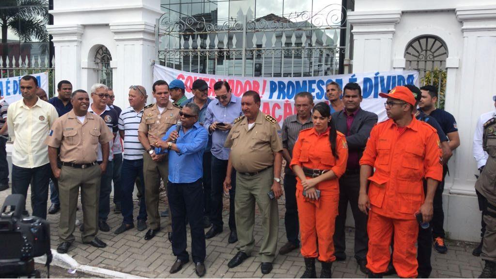 Na tarde dessa sexta-feira (13) representantes das associações Militares de Alagoas se reuniram com o governo do Estado, para as negociações do reajuste salarial.