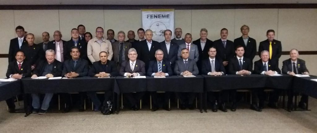 Presidente da Assomal Assumiu a Vice-Diretoria da FENEME