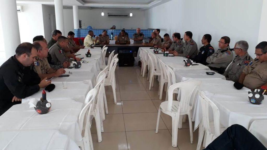 Associação dos Oficiais Militares de Alagoas manifesta apoio à pre-candidatura do Sgt Ramalho.