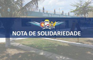 nota de solidariedade 6