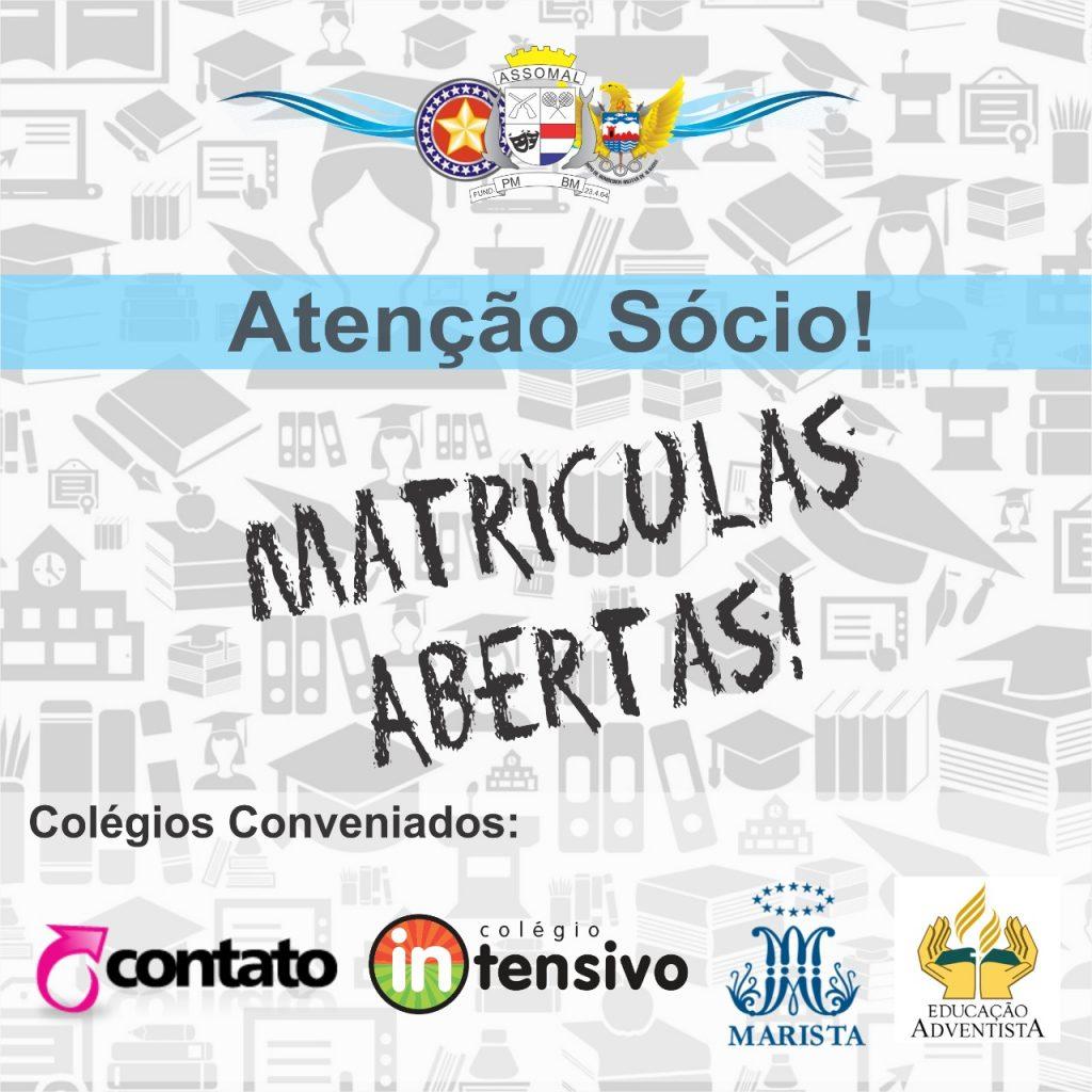 Assomal amplia descontos para sócios em escolas particulares de Maceió