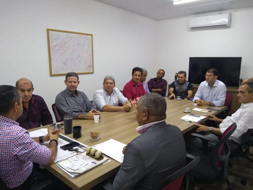 Assomal faz visita de cortesia a Secretário de Segurança Comunitária e Convívio Social de Maceió