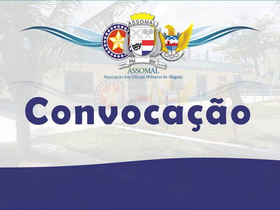 Assomal convoca sócios para Assembleia Geral Ordinária sobre reabertura do Plano Unimed nesta quarta-feira (19)