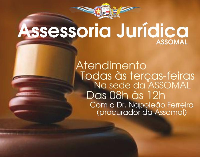 Informativo - Atendimento Jurídico