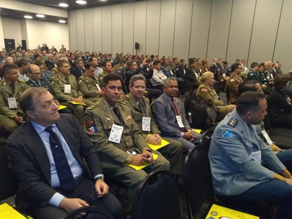 Assomal participa do XVII ENEME – Encontro Nacional de Entidades de Oficiais Militares Estaduais em São Paulo.