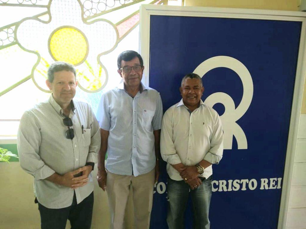 ASSOMAL celebra convênio com o Colégio Cristo Rei