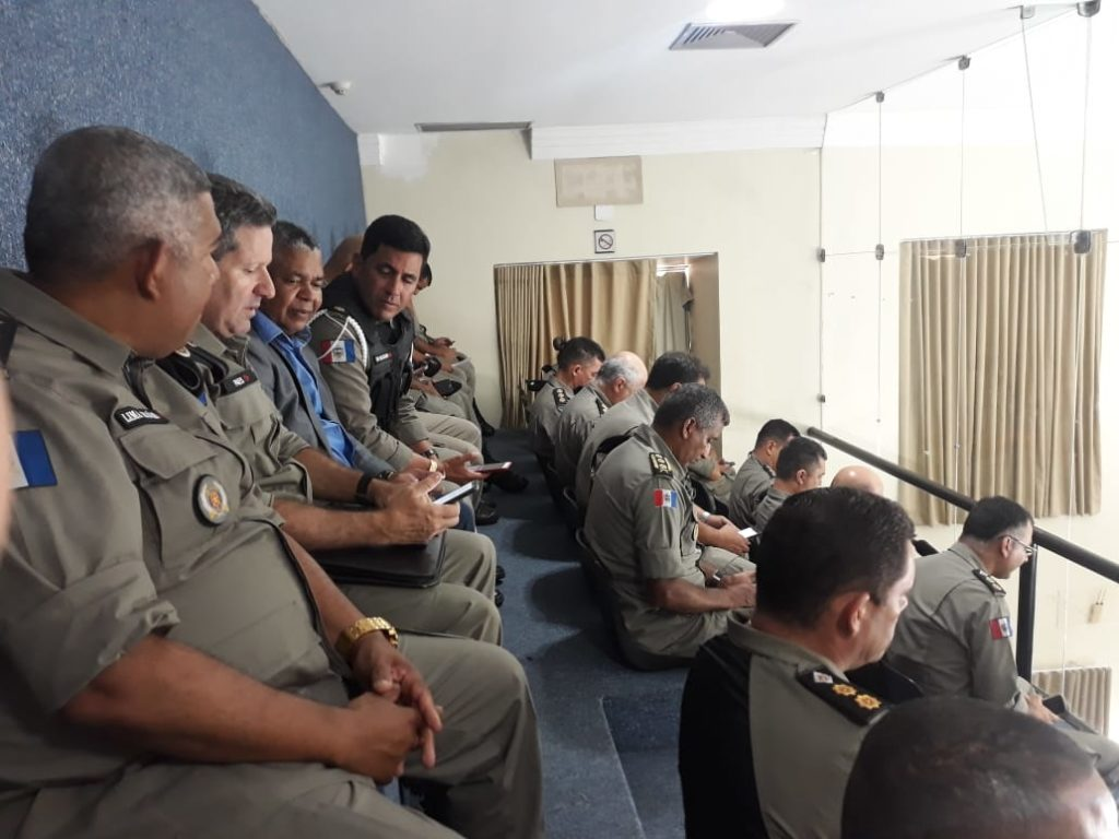 Assomal acompanha na ALE votação dos projetos de lei originados no acordo firmado pelo governador Renan Filho com a categoria