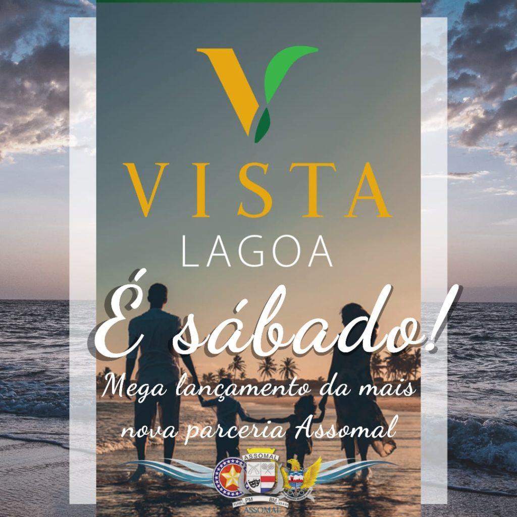 Assomal fecha parceria com o condomínio Vista Lagoa em Marechal Deodoro, e realizará lançamento exclusivo para o sócio próximo sábado.