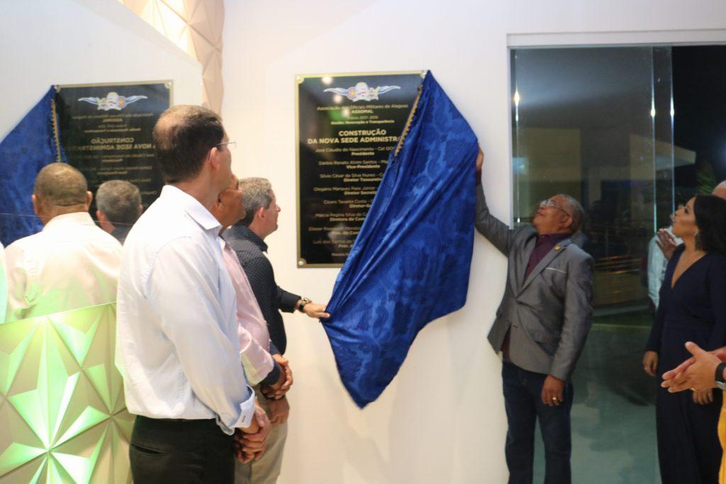 Coquetel marca inauguração da nova sede administrativa da Assomal
