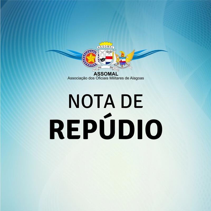 """Nota de Repúdio ao Jornal """"A Notícia"""""""